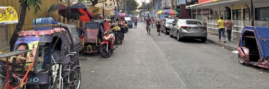 Pedicab Manila Transport in Manila
