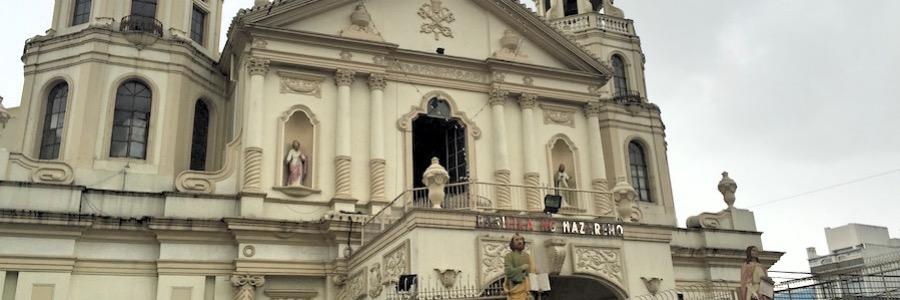 Quiapo Curch Manila