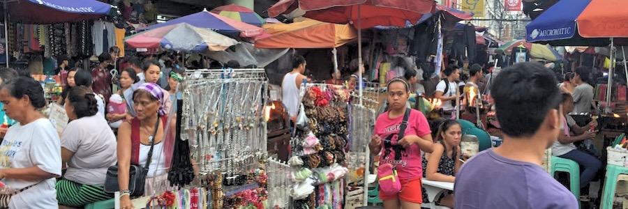 Quiapo Market Manila