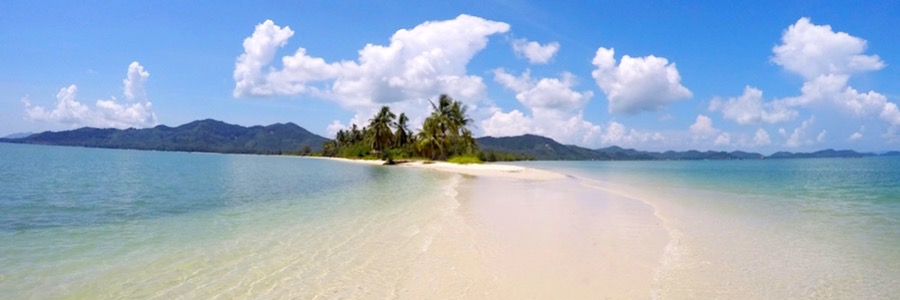 Sandbank Koh Yao Yai