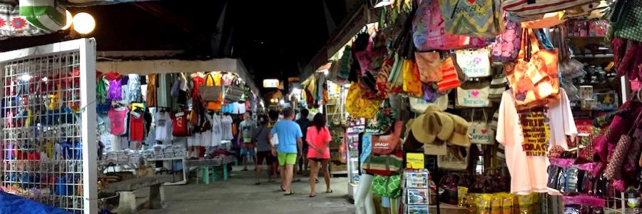 Talipapa Market Boracay