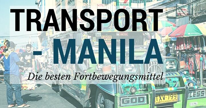Transport Manila
