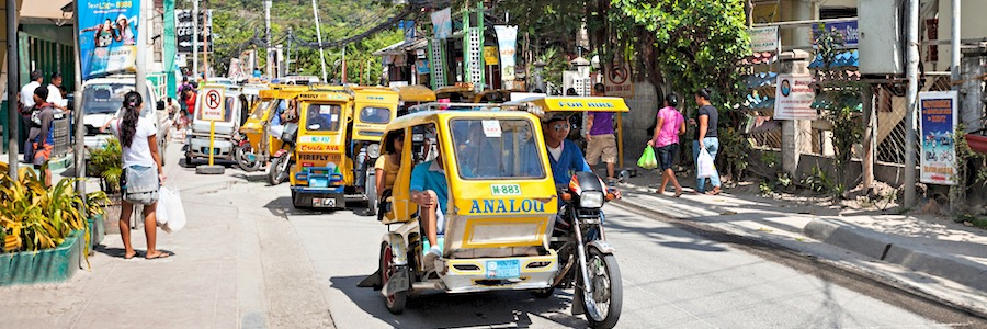 Tricycle Boracay Transport