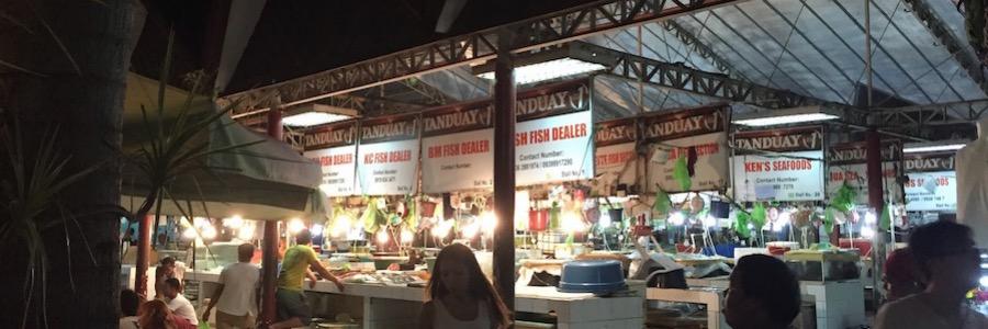 Wet Market Boracay