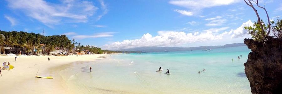 White Sand Beach Boracay