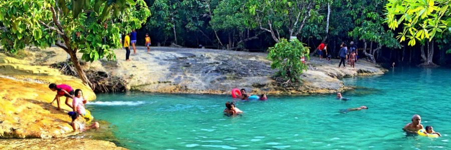 Emerald Pool Krabi Sa Morakot