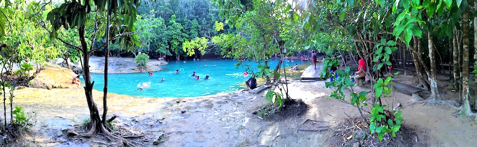 Emerald Pool Sa Morakot