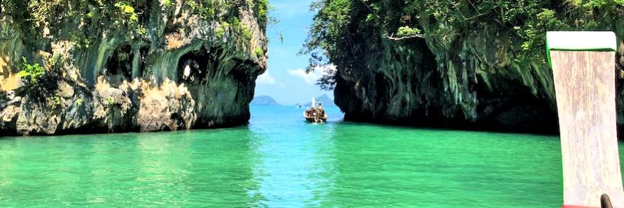 Grüne Lagune Koh Hong