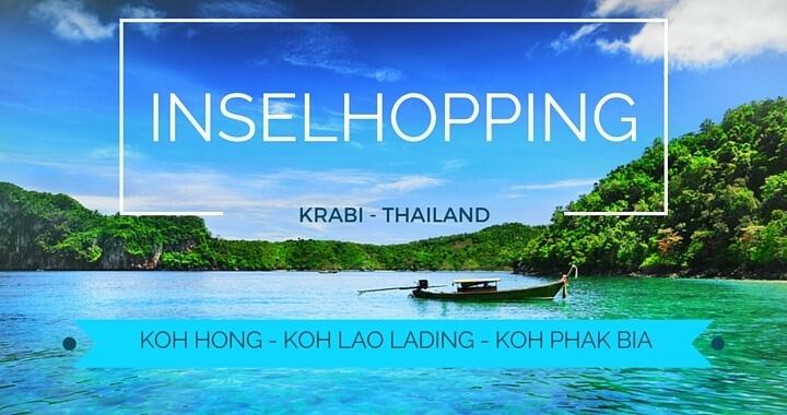Inselshopping Krabi - Koh Hong