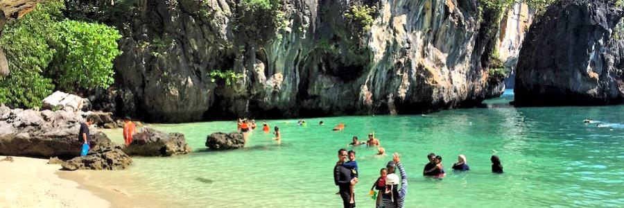 Koh Lao Lading Bucht