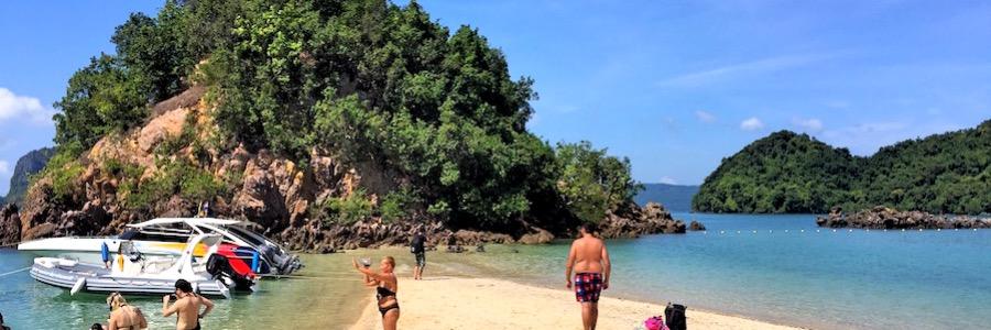 Koh Phak Bia Sandbank