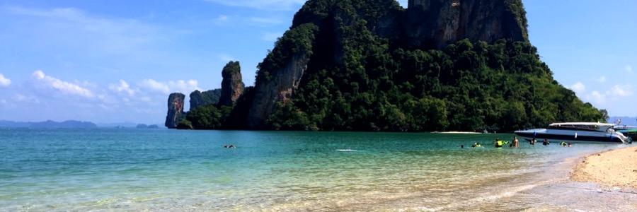 Koh Phak Bia Speedboot