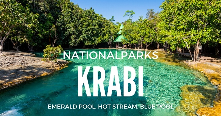 Nationalparks Krabi Emerald Pool Sa Morakot