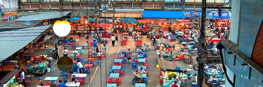 Streetfood Thailand Asien Markt