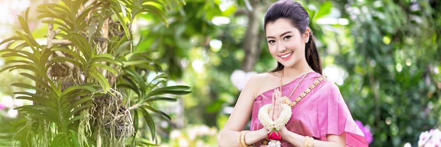 Thai Service Menschen
