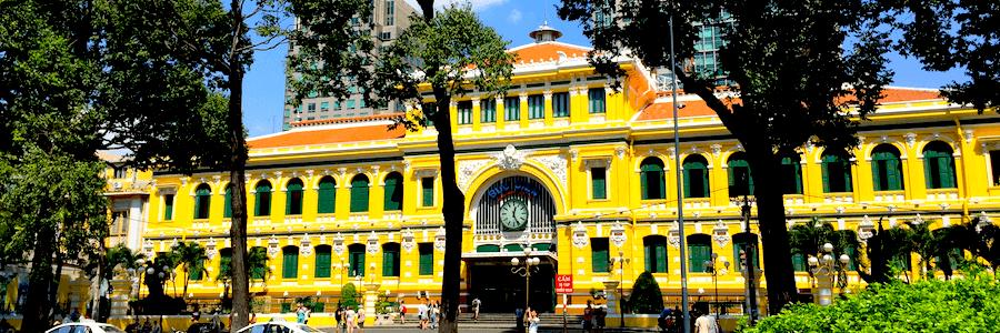 Altes Postamt Saigon