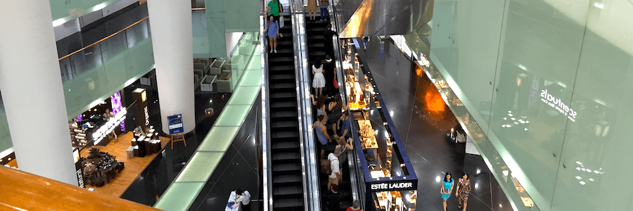 Bitexco Shopping Mall Saigon