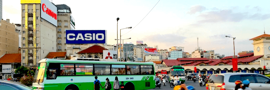 Bus Saigon