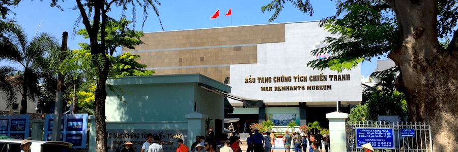 Kriegsopfermuseum Ho Chi Minh Sehenswürdigkeiten