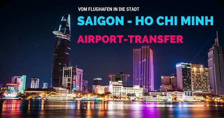 Saigon Ho Chi Minh Airport Transfer