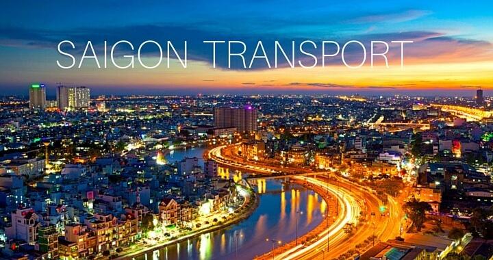 Saigon Transportmittel