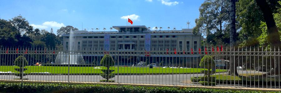 Wiedervereinigunspalast Ho Chi Minh City