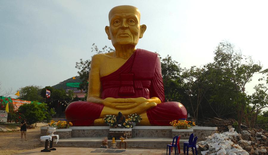 Buddha Statue Koh Larn