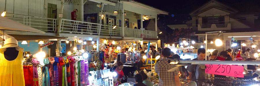 Chatsila Market Hua Hin