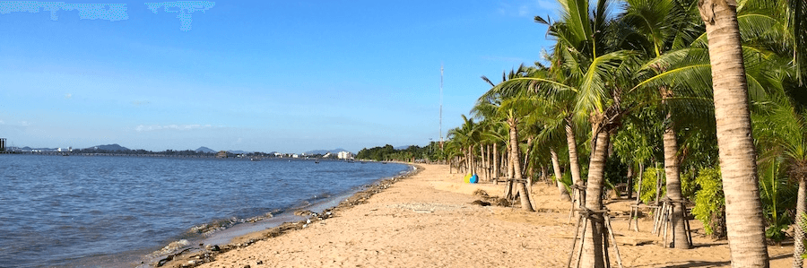Cholchan Beach Pattaya