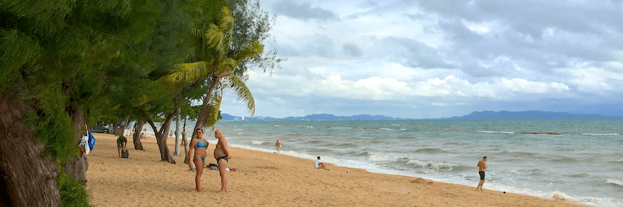 DongTan Beach Jomtien Pattaya