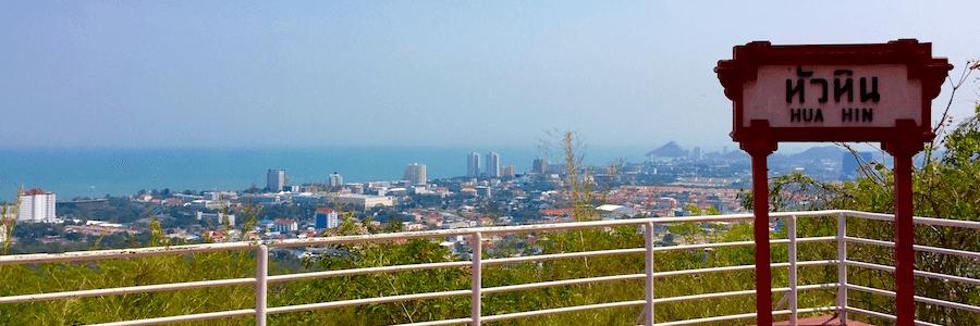Hua Hin City Viewpoint