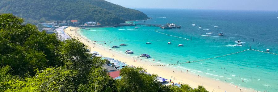 Ta Waen Beach Koh Larn