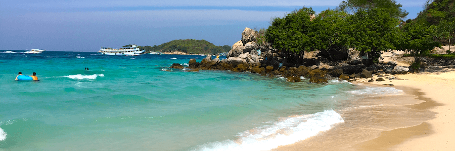 Ta Yai Beach Koh Larn