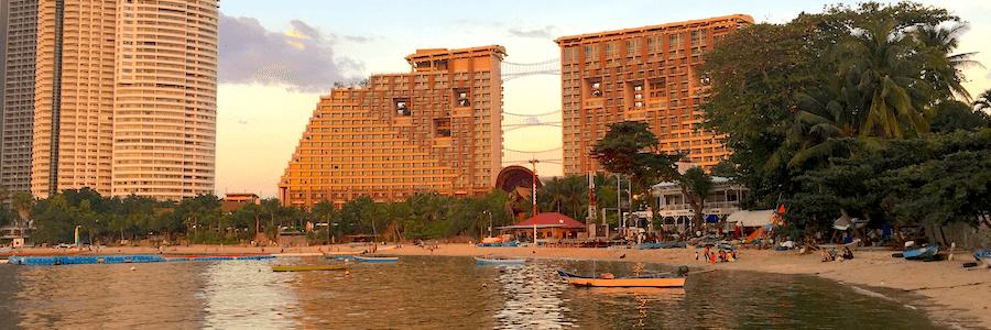 Wong Amat Beach Naklua Pattaya