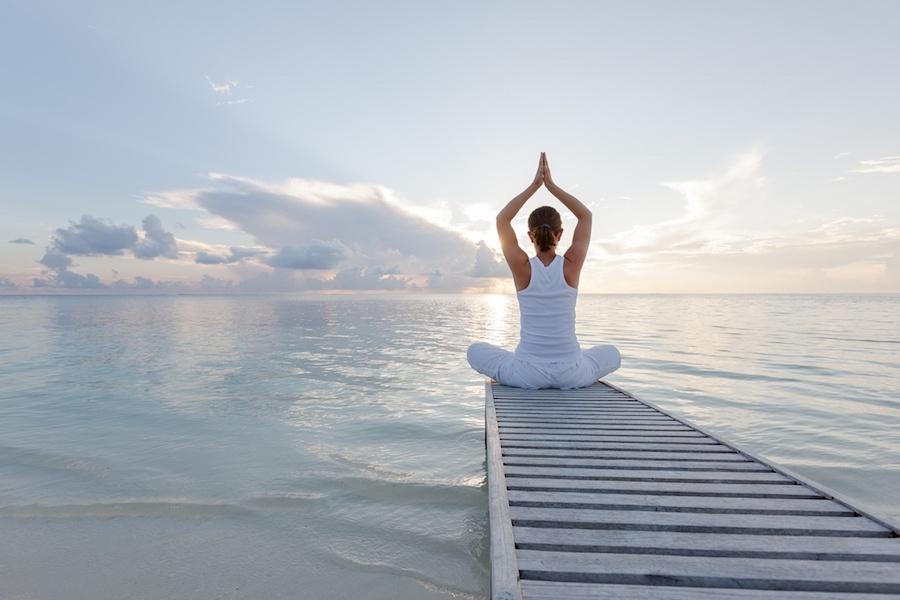 Yoga Meer