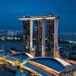 Marina Bay Sands Außen
