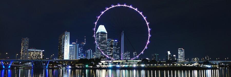 Singapore Flyer Riesenrad