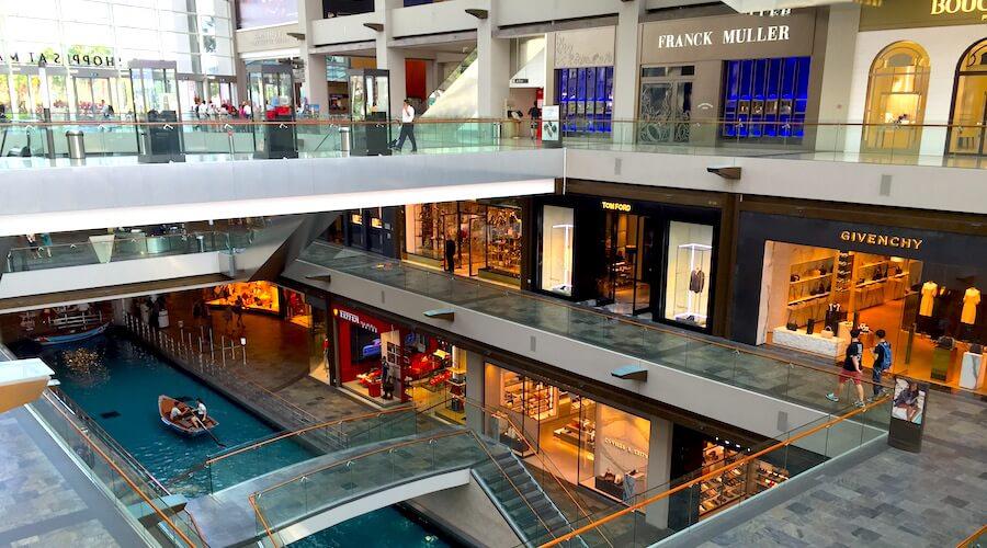 The Shoppes Marina Bay