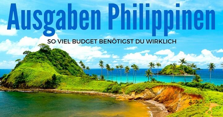 Ausgaben Philippinen