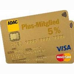 ADAC Gold Karte mit Reiseversicherungen
