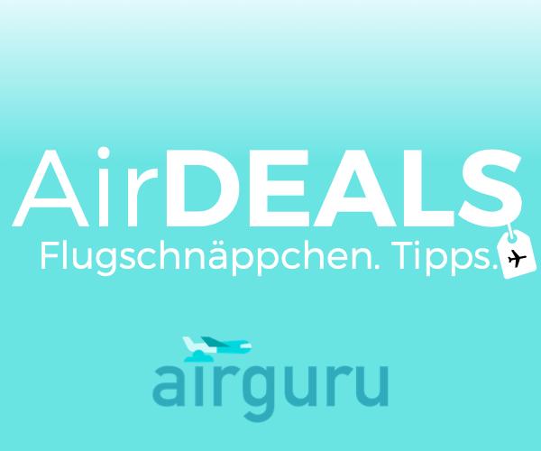 airguru.de Flugangebote & Schnäppchen