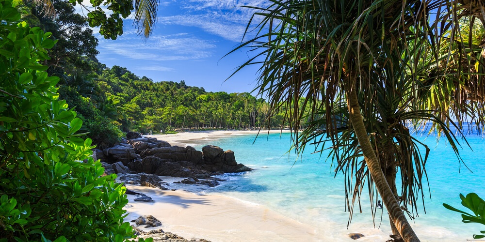 Freedom Beach Phuket Reiseblog Flashpacking4life Thailand