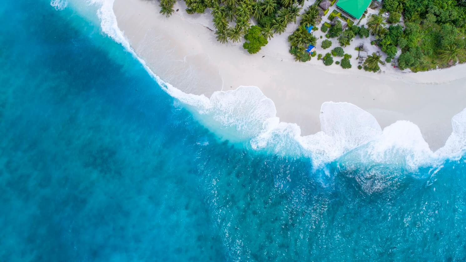Malediven Traumstrand