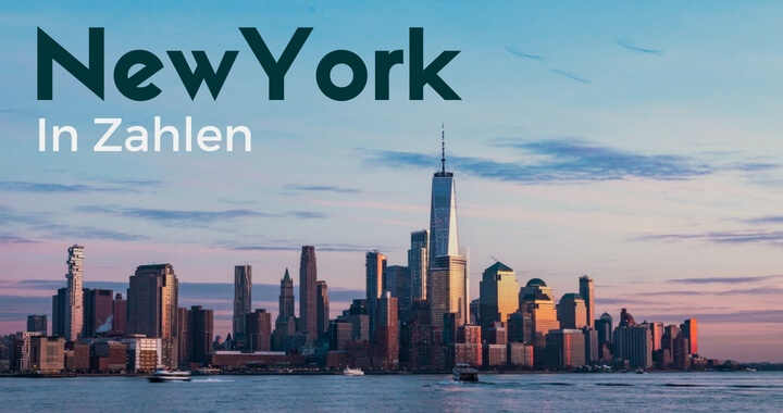 New York - in Zahlen
