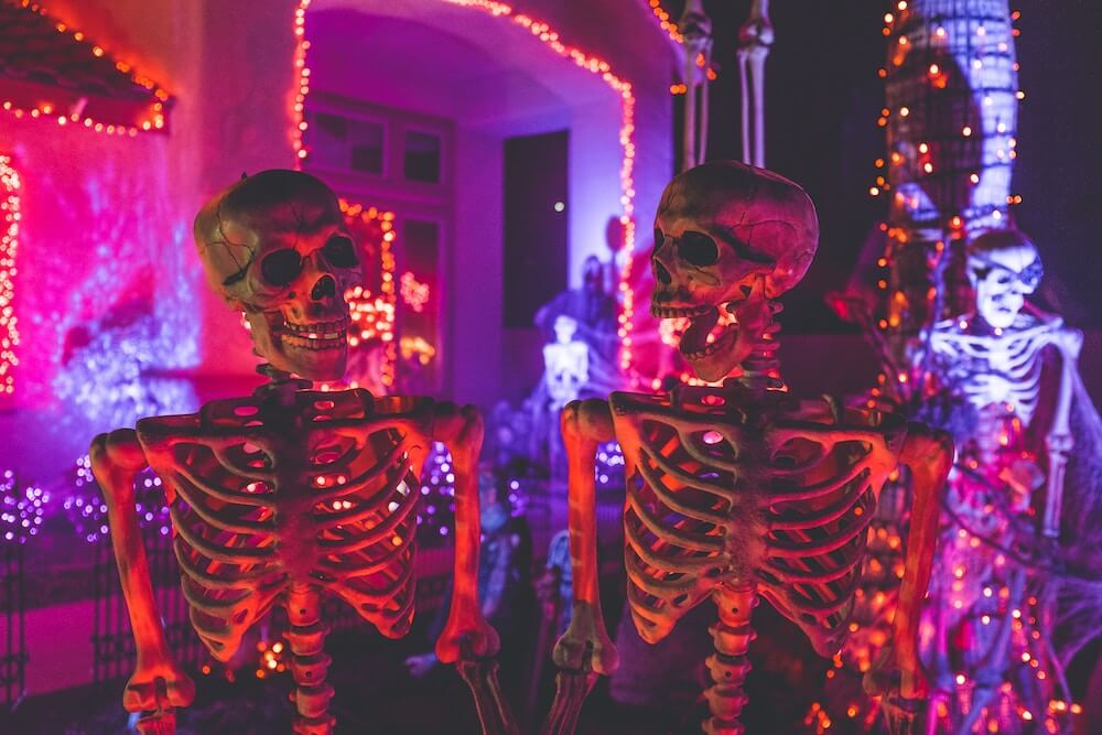 Halloween in Europa