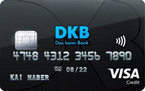 DKB Visa Reisekreditkarte